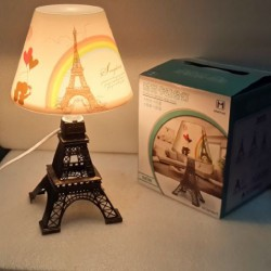 Eiffel Tower Lamp beauty ( lampu tidur eiffel)