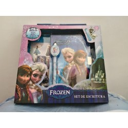 frozen stationery set elsa anna olaf walt disney