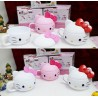 kado wedding mug karakter gelas minum hello kitty , hk