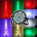 Lampu sorot disco par led 54 RGBW DJ stage lighting mode bisa diatur