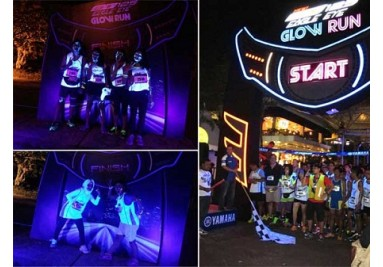 Glowrun, Glowstick, Neon Light, Fosfor